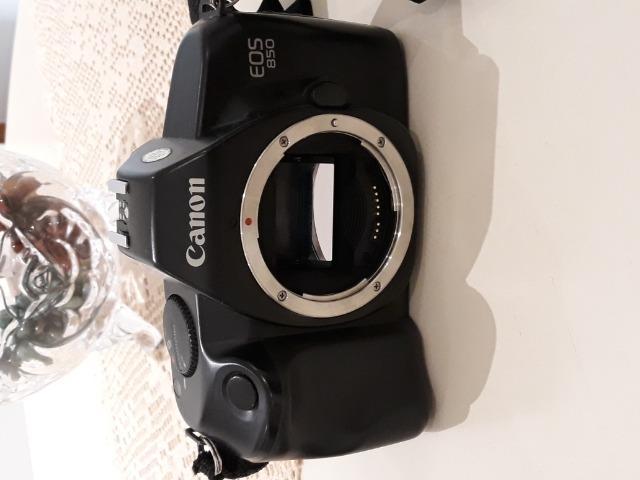 Máquina fotográfica canon eos 850