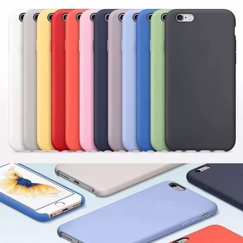 Capa Case Para Iphone 8 Plus Iphone 8 Com Logo + Brinde