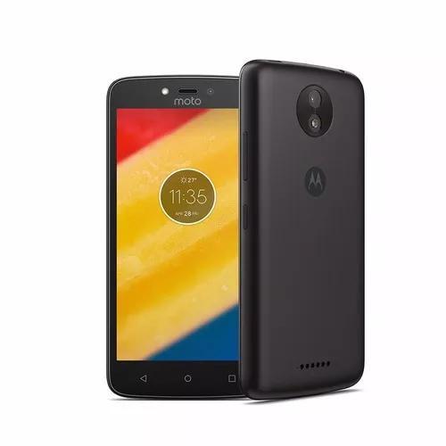 Celular Motorola Moto C 8gb Quad Core 2 Chip 5mp S
