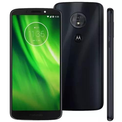 Celular Motorola Moto G6 Play Novo 32gb 3gb + Capa+película
