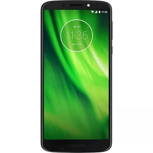 Celular Smartphone Motorola Moto G6 Play 32gb Com Biometria