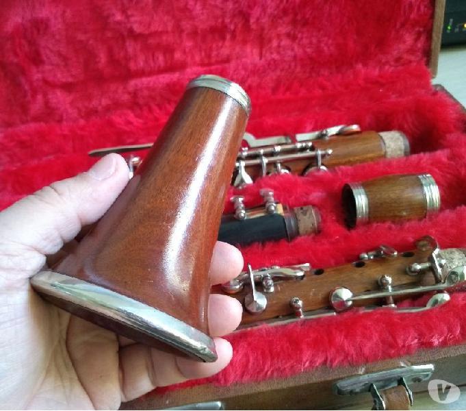 Clarinete Bugobot Afinação Dó Sapatilhada e revisada