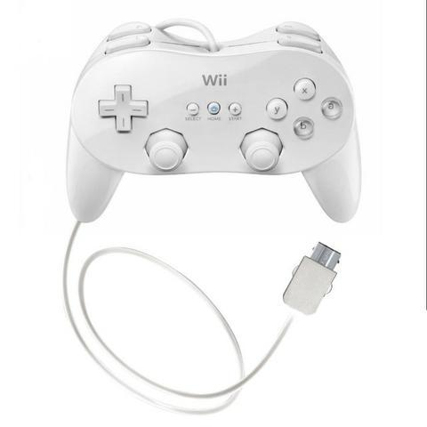 Controle Pro Nintendo Wii