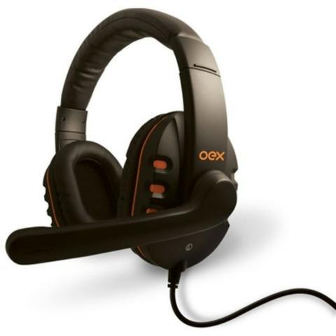 Fone De Ouvido Headset Action C/ Microfone Oex - Hs200