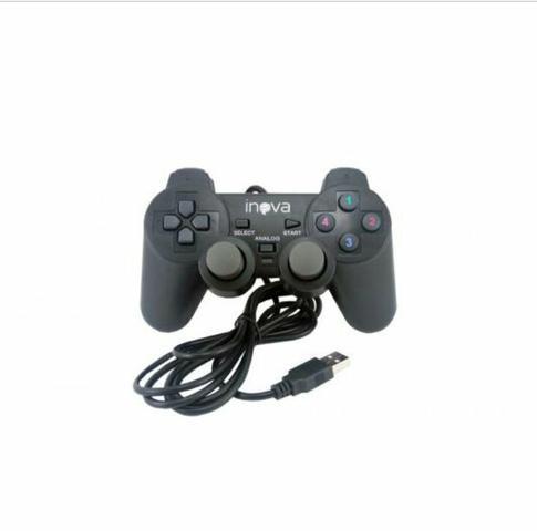 Kit com 2 Controle joystick