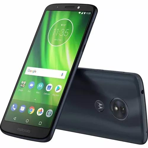 Novo Motorola Moto G6 Play 32gb 4g Dualchip Original Android