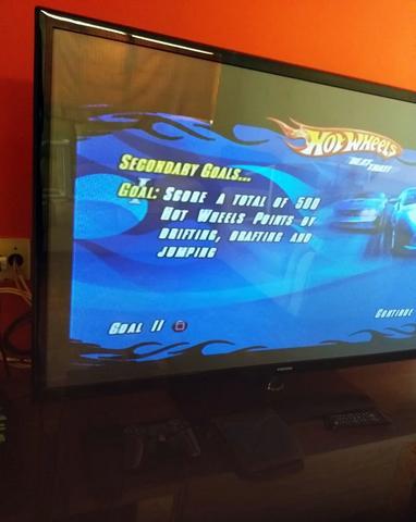 Playstation 2 slim original poucas vezes usado