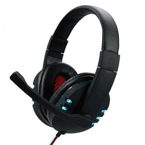 Promoção Fone Ouvido Headset Gamer Usb Pc Ps3 Ps4 Game Of