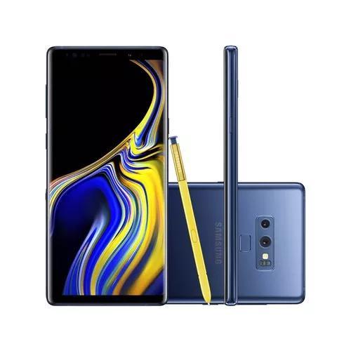 Samsung Galaxy Note 9 Novo 128gb 6gb Ram Dual Chip Lacrado