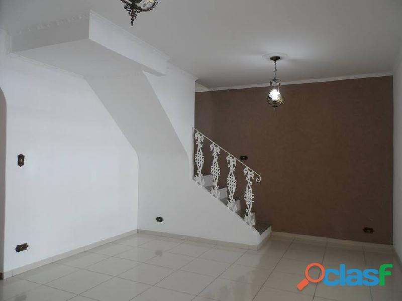 Sobrado 3 Dormitórios com Edícula 176 m² em Santo André