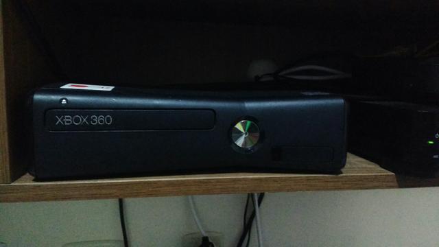 Xbox 360 desbloqueado rhg + hd de 1 terá com jogos