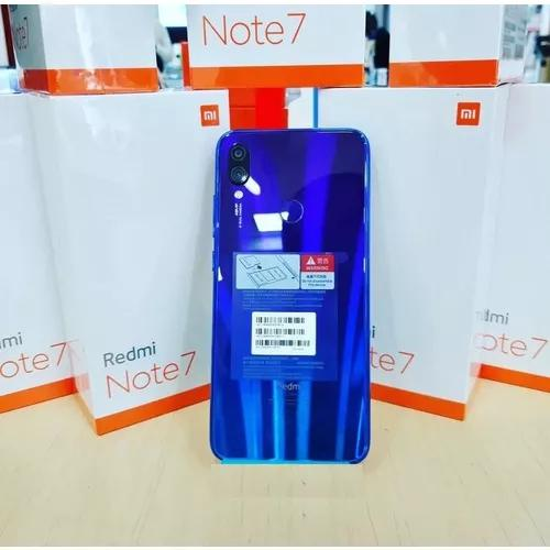 Xiaomi Redmi Note 7 Azul Blue 64gb 4gb Ram Versão Global