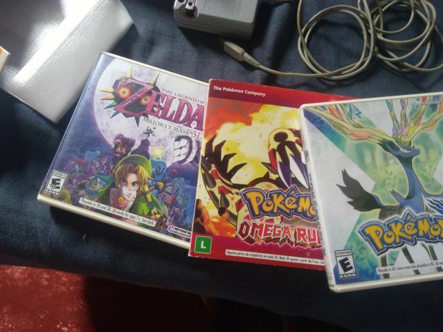 Acessórios para Nintendo 3DS