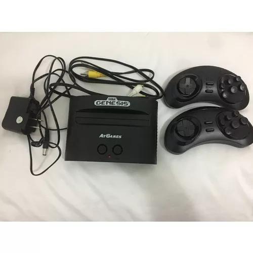 Console Mega Drive Sega Genesis Classic 80 Jogos Atgames