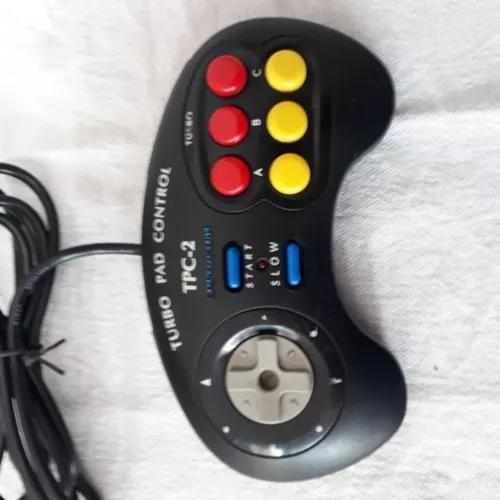 Controle Mega Drive E Master Syst