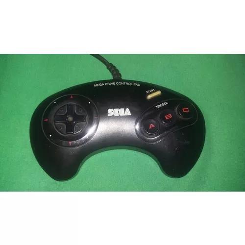 Controle Mega Drive Genesis Original Tectoy