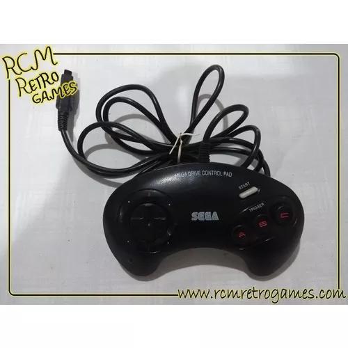 Controle Mega Drive Original 3 Botões