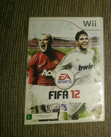 FIFA 12 original Nintendo Wii