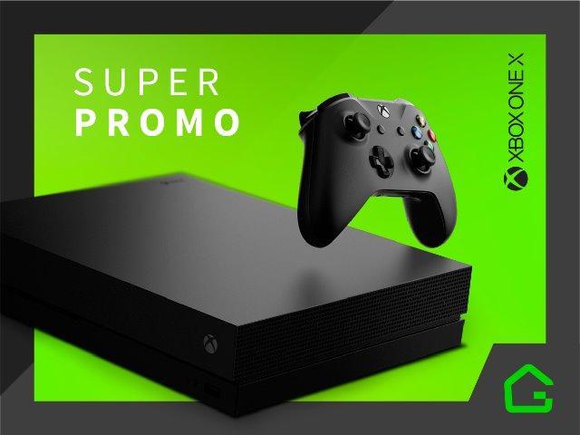 Lançamento Xbox One X 1Tb 4K Entrega Porto Alegre - Grande