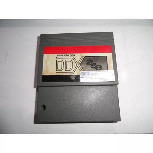 Megaram Disk 256 Ddx Msx Expert Hotbit Frete 20