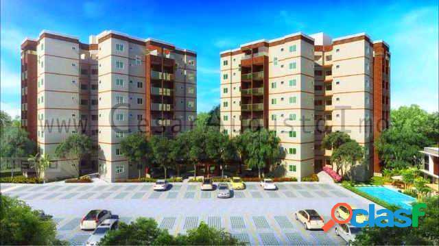 Mirantes Torres do Eusébio - Apartamento com 3 dorms em