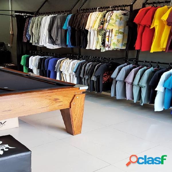Vendo Excelente Loja de roupa masculina, Parque 10, Manaus