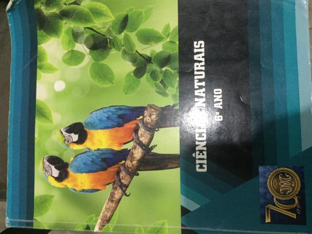 Ciências Naturais 6º ano Editora Moderna R$