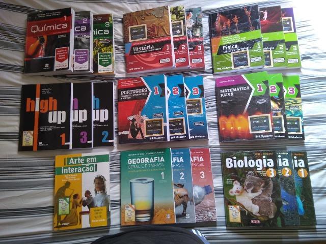Coleção Ensino Médio p/ Enem e Vestibular