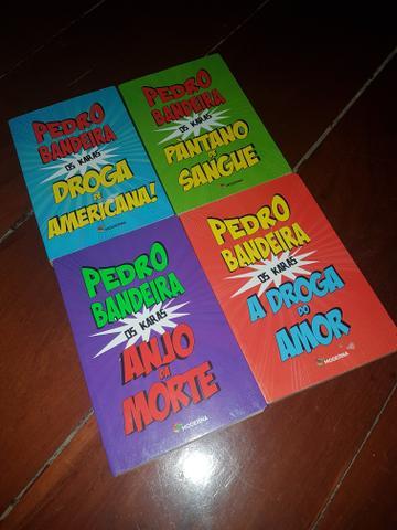 Coleção Os Karas - Pedro Bandeira