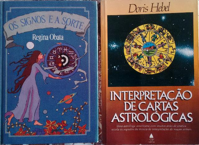 Combo 4 Livros de Astrologia, Feng Shui e Budismo
