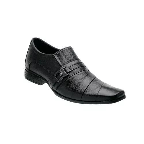 Kit 3 Pares Sapato Masculino Couro100%legítimo Frete