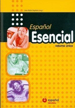 Livro Español Esencial - Espanhol