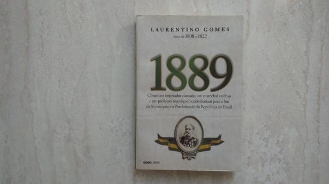 Livro Novo de Laurentino Gomes