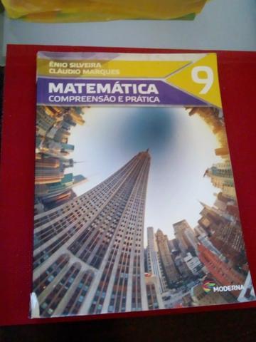 Livro matemática e compreensão 9°ano