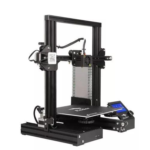 Ender 3 Creality Impressora 3d + Brinde: Bed De Vidro 3mm