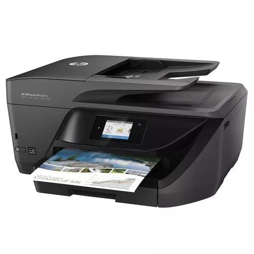 Impressora Hp Multifuncional Officejet Pro 6970 - Frete Pago
