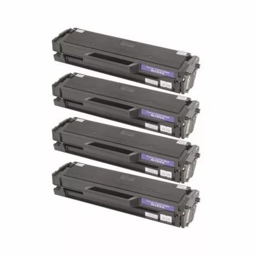 Kit Toner D101s-d101l- Ml2165 -scx3405dw - 04 Toners
