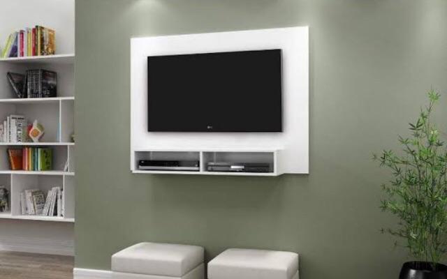 Painel de Tv com suporte- Entrega Imediata