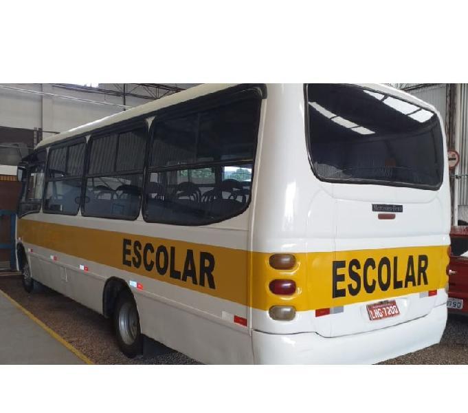 micro ônibus marcopolo senior ano 2000