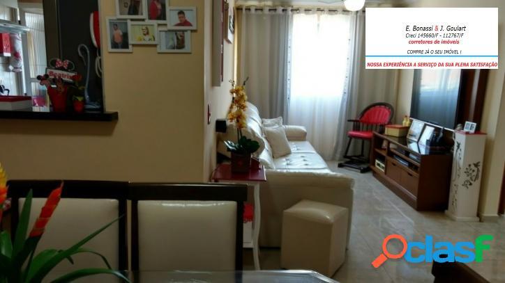 Apartamento com 2 quartos para locação na Vila São José