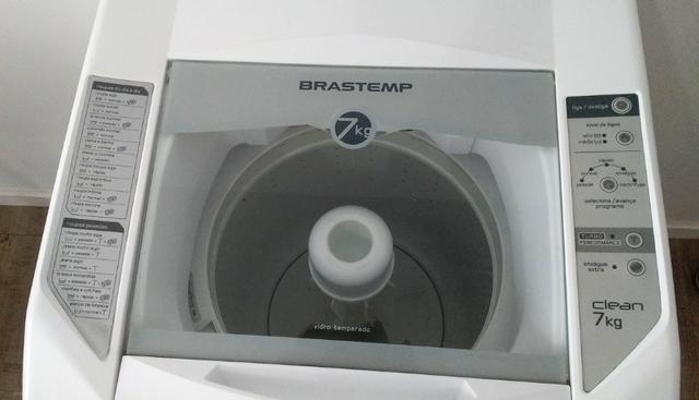Máquina de Lavar - 7Kg Brastemp