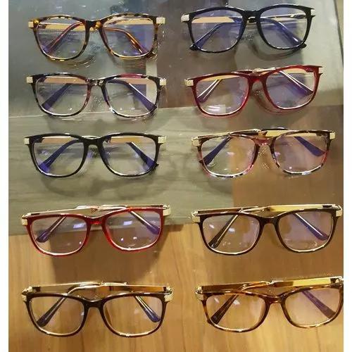 Armação Óculos De Grau Acetato Quadrada F