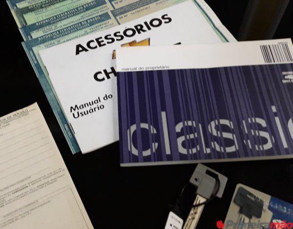 CLASSIC 2007 ÚNICO DONO EXCELENTE ESTADO DE CONSERVAÇÃO