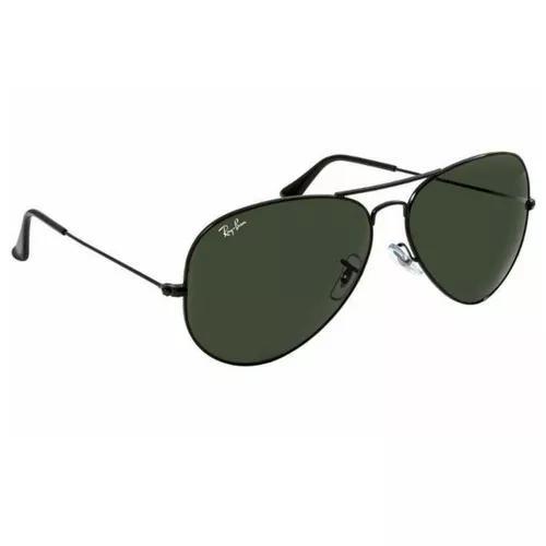 Oculos De Sol Ray-ban Aviador Vários Cores Masc-f