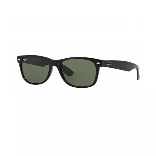 Ray Ban Rb2132l 901/58 New Wayfarer Óculos De Sol Tam 5,5