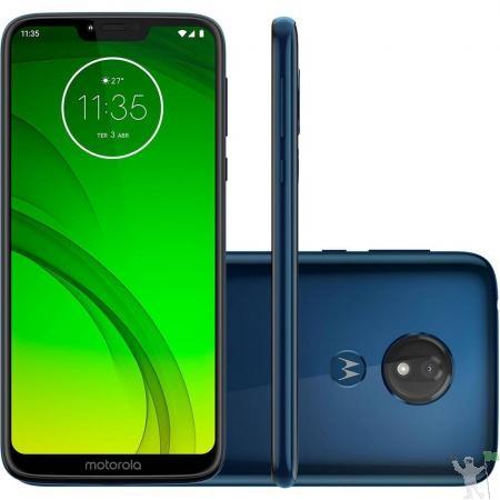 Smartphone Motorola Moto G7 Power 32GB Dual Chip Lacrado