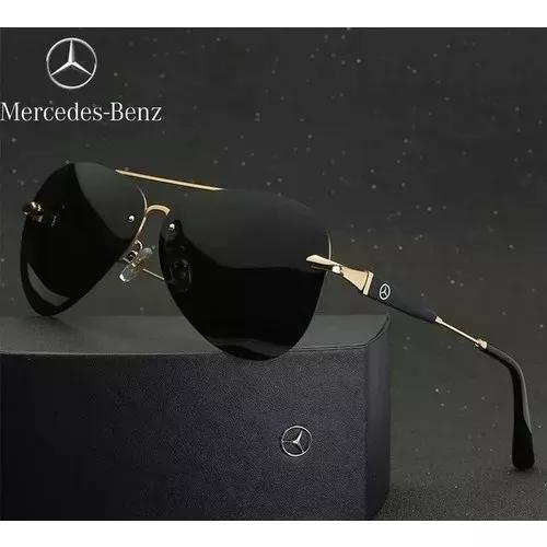 culo De Sol Mercedes-benz Lentes Polarizadas Uv400