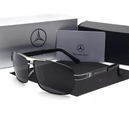 culos Mercedes Benz Black / Lentes Polarizadas - Mb 722 62