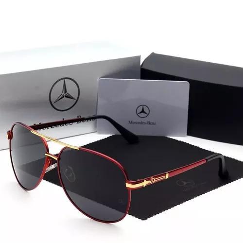 culos Mercedes Benz - Mb742 Red Polarizado