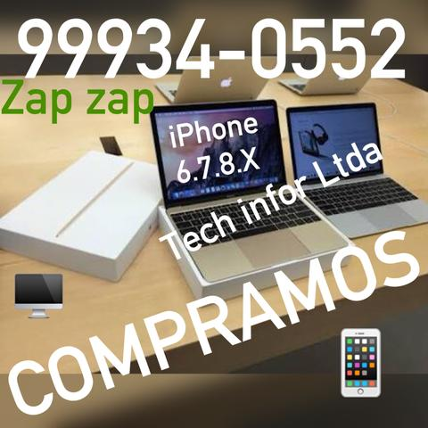IPhone 6-7-8-X- Xs max. Quebrado. E iMac / Mac / note.